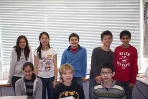 ASIJ's Brain Bowl Team