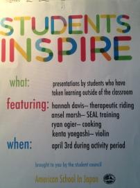 students inspire 2