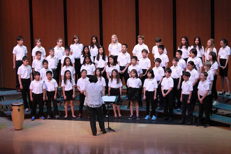 gr5 choir
