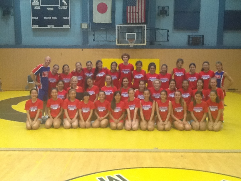 Cheer Camp 2013