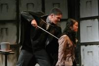 JH Hyde threatens Elizabeth with blade copy
