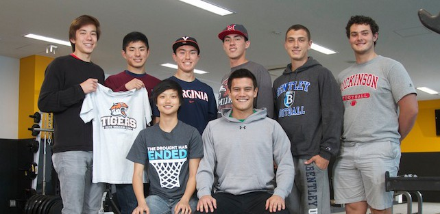college bound athletes