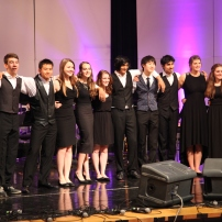 AMIS Beijing4 Vocal at the concert