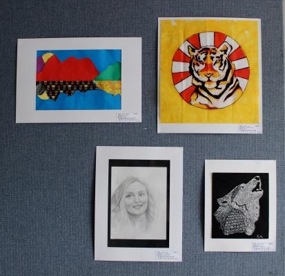 Artscape display 2