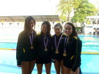 Girls record breakers at Bangkok Patana