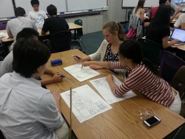 Geometry 2014 Group work
