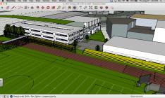 Geometry 2015 3D closeup