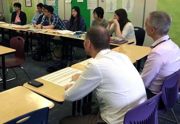 AP Sem class Asia Curriculum forum