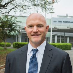 Jim Hardin, head of school