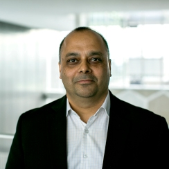 Bhupesh Upadhyay, CFO/COO